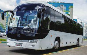 Фотография автобуса для перевозки людей на похоронах - 9 фото