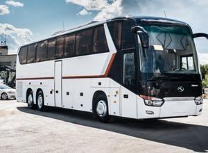 Автобус KING LONG на 54 места