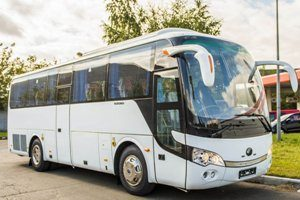 Автобус YUTONG на 40 мест