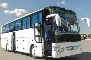 Автобус YUTONG на 54 места